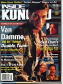 Inside Kung Fu - May 1997
